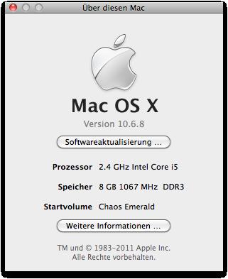 Mac OS X Snow Leopard – das beste Release aller Zeiten.