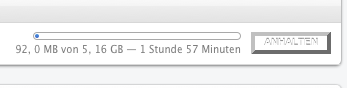 Mac App Store ohne Styling