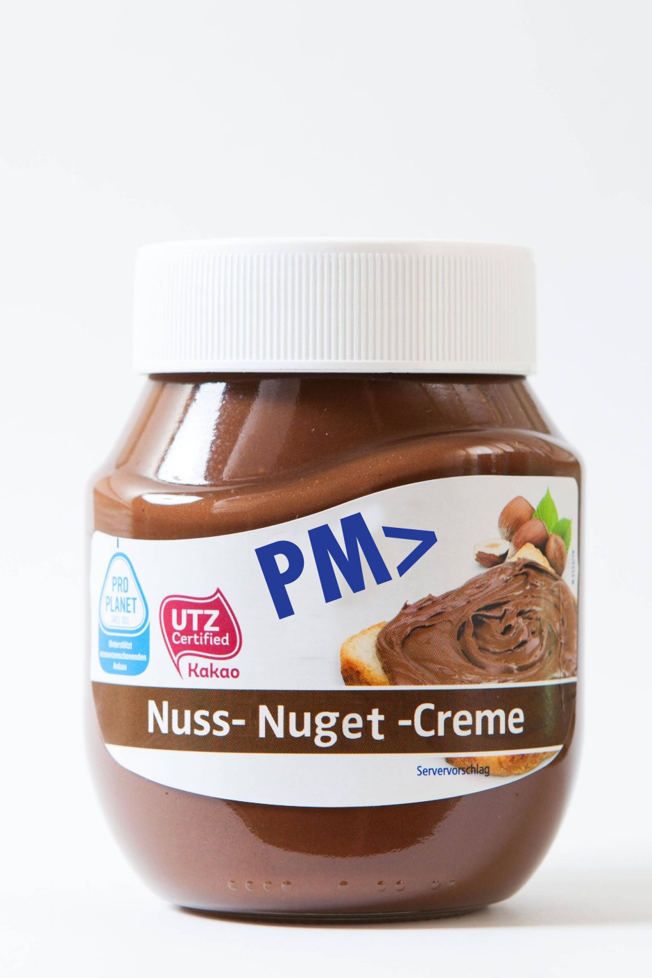 Nuget-Creme im Package Manager