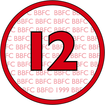 BBFC Suitable for ages 12 and older Rating (1989–2002)
